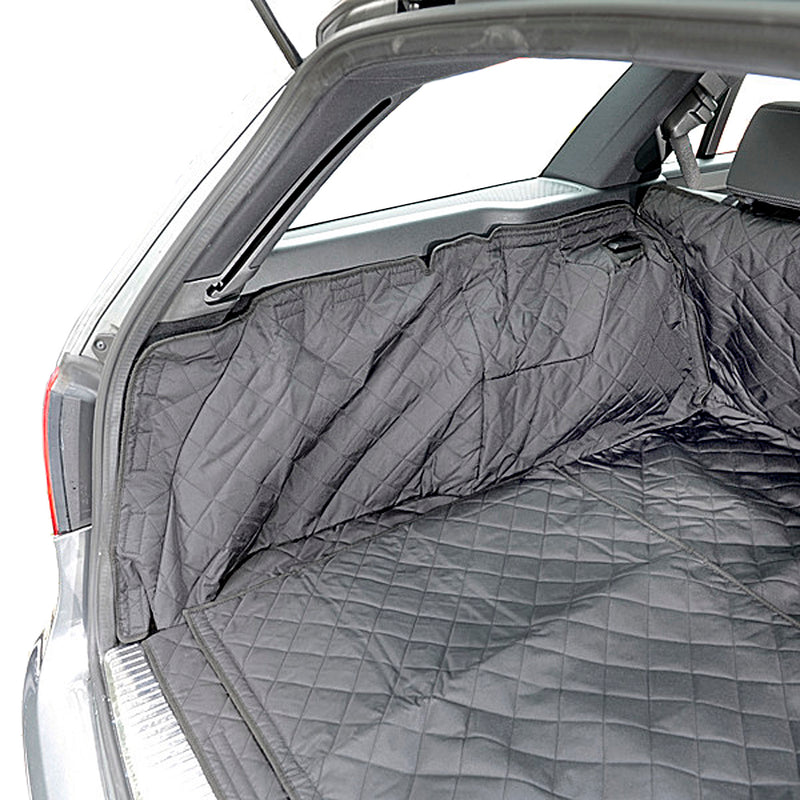 Custom Fit Quilted Cargo Liner for the Mercedes E Class Wagon Generation 4 W212 - 2009 to 2016 (264)