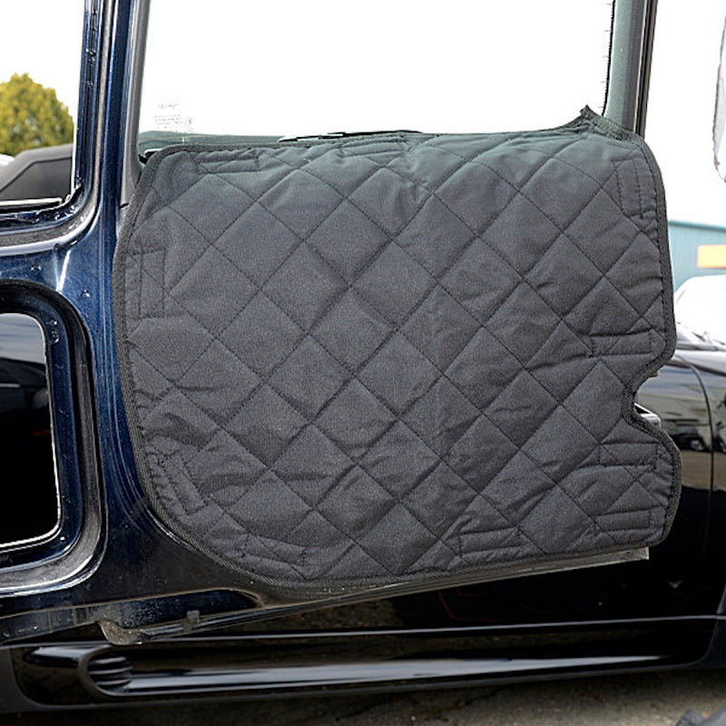 Custom Fit Quilted Cargo Liner for the BMW Mini Clubman Low Floor version R55 Generation 1 - 2007 to 2015 (270)