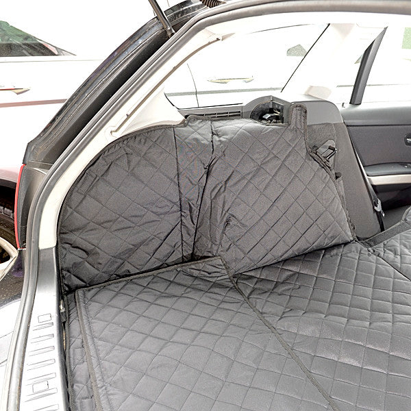 Custom Fit Quilted Cargo Liner for the BMW 3 Series Touring Sports Wagon Generation 5 E91 - 2004 to 2012 (271)