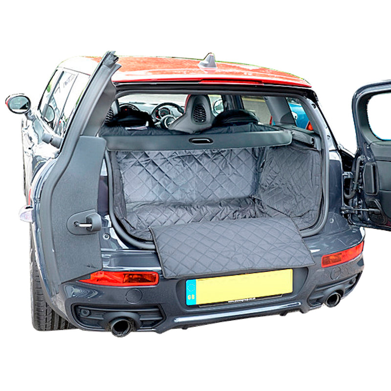 Custom Fit Quilted Cargo Liner for the BMW Mini Clubman Low Floor version F54 Generation 2 - 2015 onwards (278)