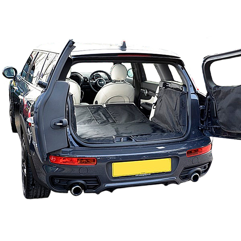 Custom Fit Cargo Liner for the BMW Mini Clubman Raised Floor version F54 - 2015 onwards