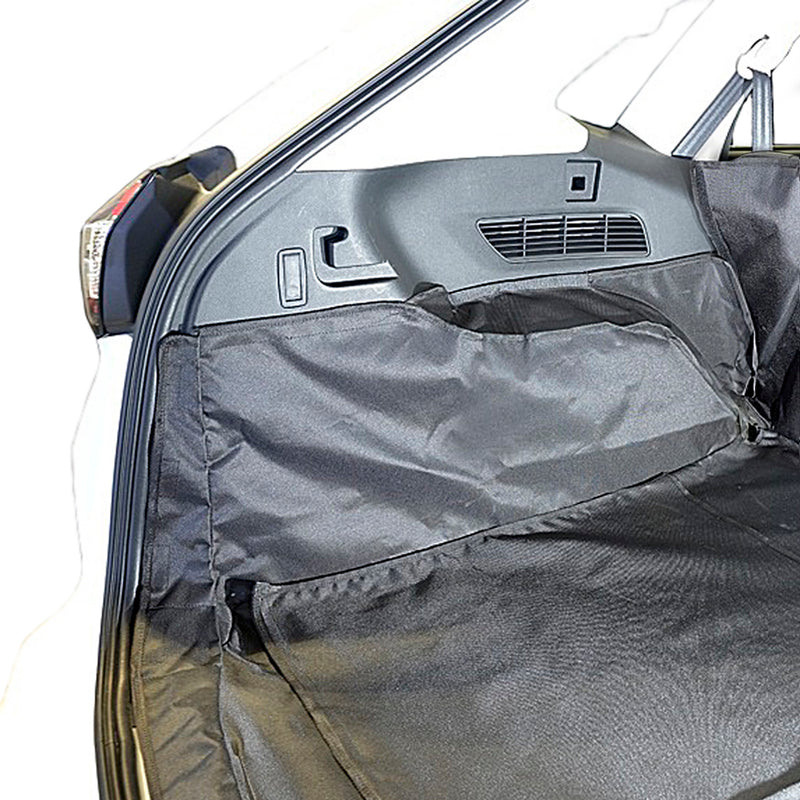 Custom Fit Cargo Liner for the Ford Edge Generation 2 with carpeted sides - 2015 onwards (345)