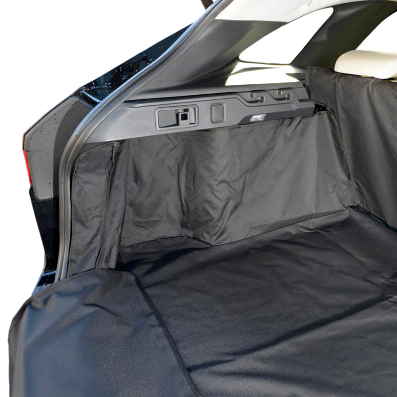 Custom Fit Cargo Liner for the Jaguar F Pace Generation 1 (X761) - 2016 onwards (375)