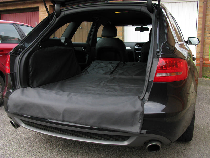 Custom Fit Cargo Liner for the Audi A6 Allroad - Tailored - Gen.3 (C6) 2004 to 2011 (057)