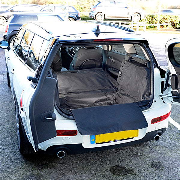 Custom Fit Cargo Liner for BMW Mini Clubman Low Floor version - Generation 2 (F54) - 2015 onwards (252)