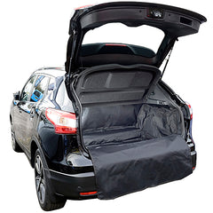 Cargo Liner for Nissan Rogue Sport / Qashqai Cargo Liner Trunk Mat - Tailored & Waterproof - Low Floor version - J11 5-Seater 2013 onwards (254)