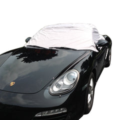 Porsche Boxster 987 Soft Top Roof Protector - 2005 to 2012 (114G) - GREY