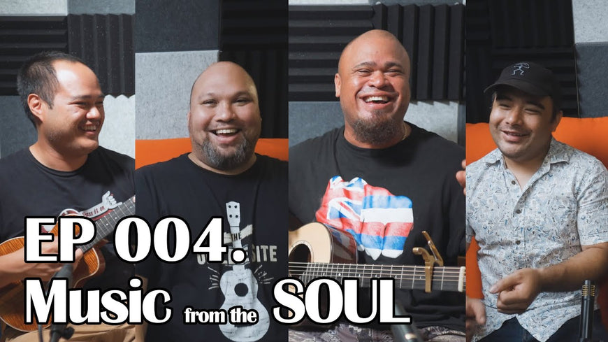 [4K] EP.004 Music From the Soul w/ Hawaiian Musician Noah Campbell