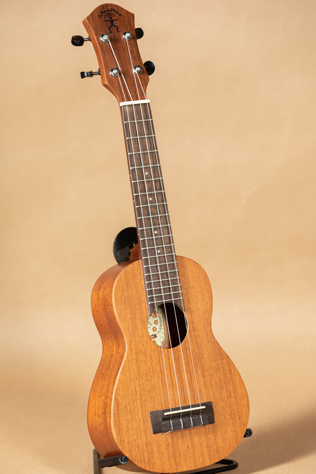 aNueNue Hawaiian Dream Series U1 Mahogany Soprano Ukulele