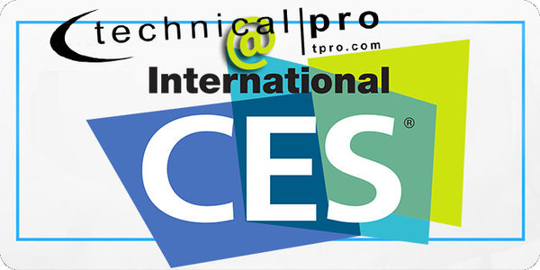 Technical Pro at CES!