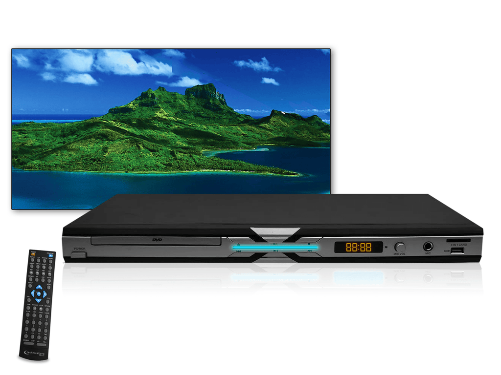 Technical Pro - Pro HDMI DVD Player