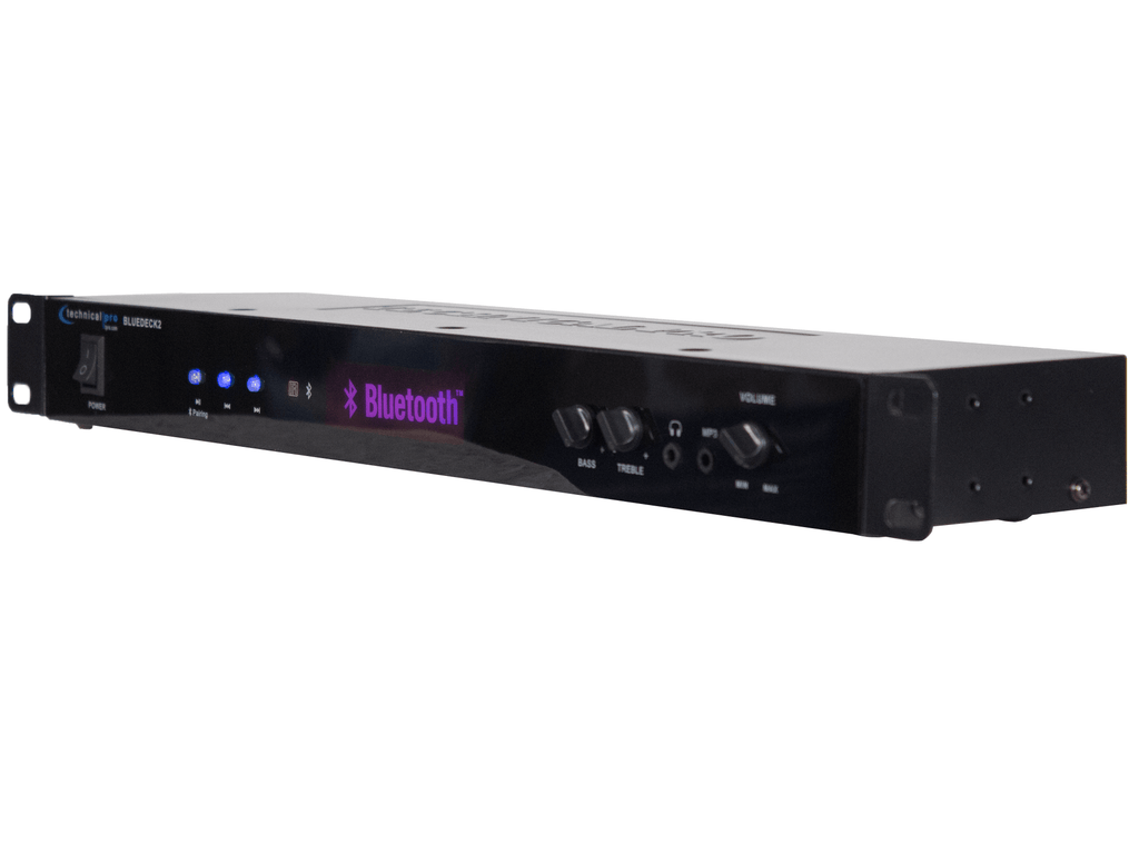 Technical Pro - Rack Mountable Bluetooth® Audio Receiver