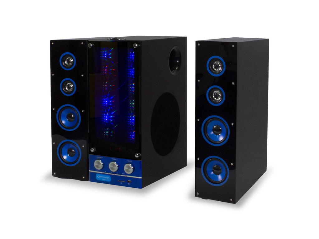 Technical Pro - Bluetooth® LED Home Audio System