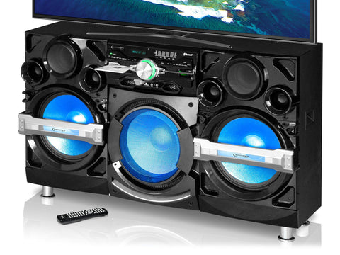 "Dual 15"" Active Loudspeaker Package"