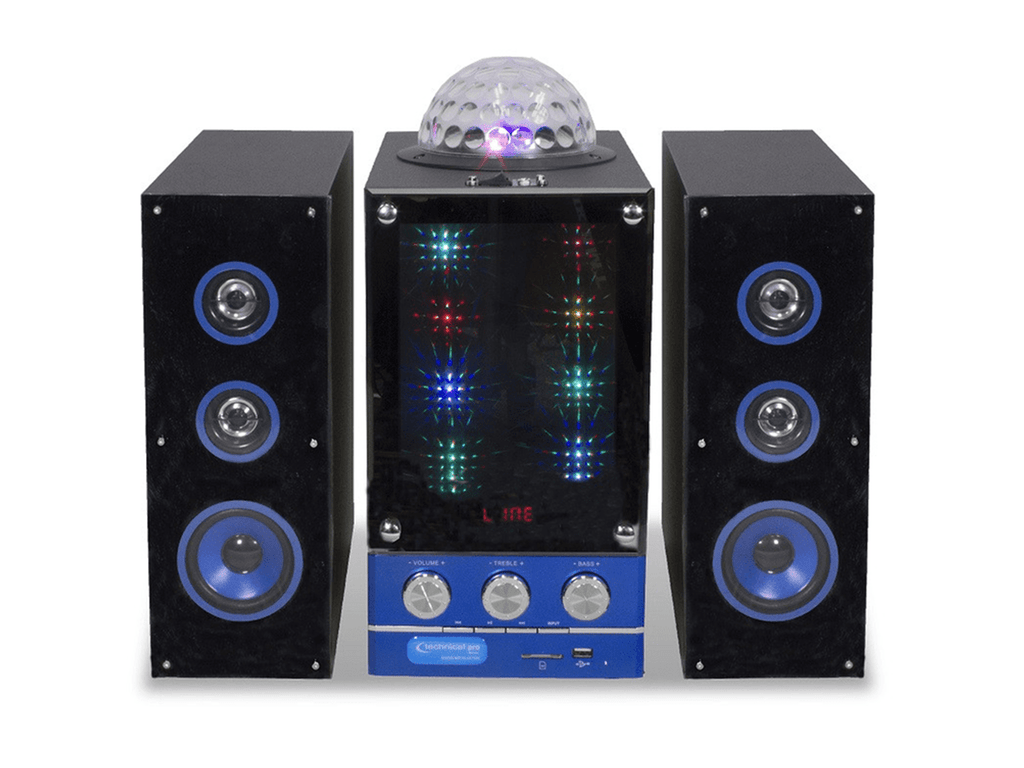 Technical Pro - Bluetooth LED Home Audio System