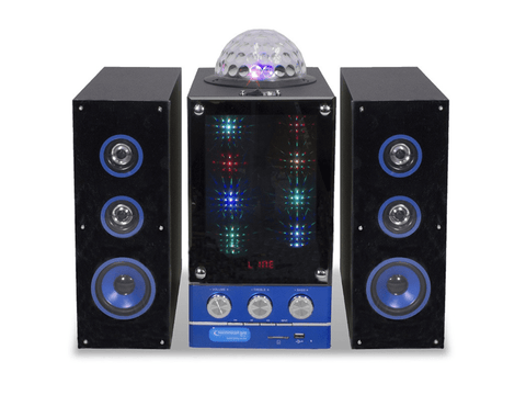 Bluetooth® LED Home Audio System