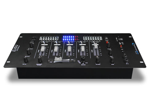 Pro Rack Mountable USB/SD Recording Studio Deck