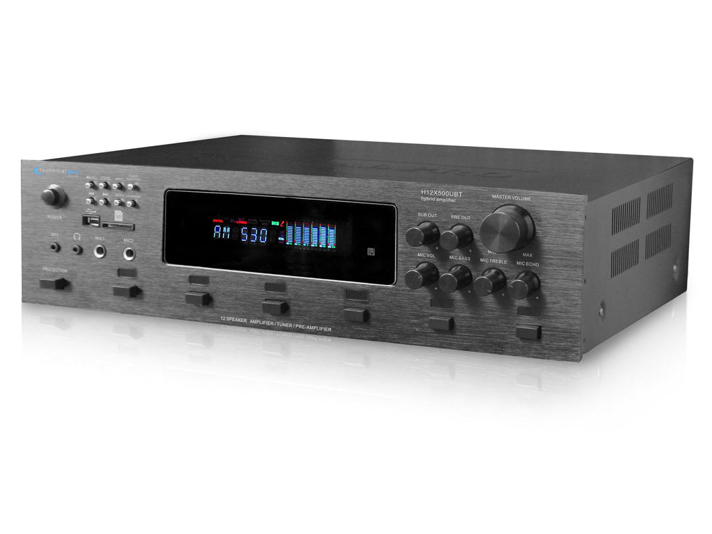 Technical Pro - Digital Hybrid Amplifier/Preamp