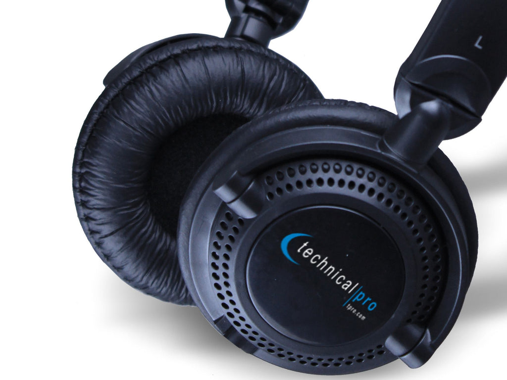 Technical Pro - Pro Fold & Swivel Headphones