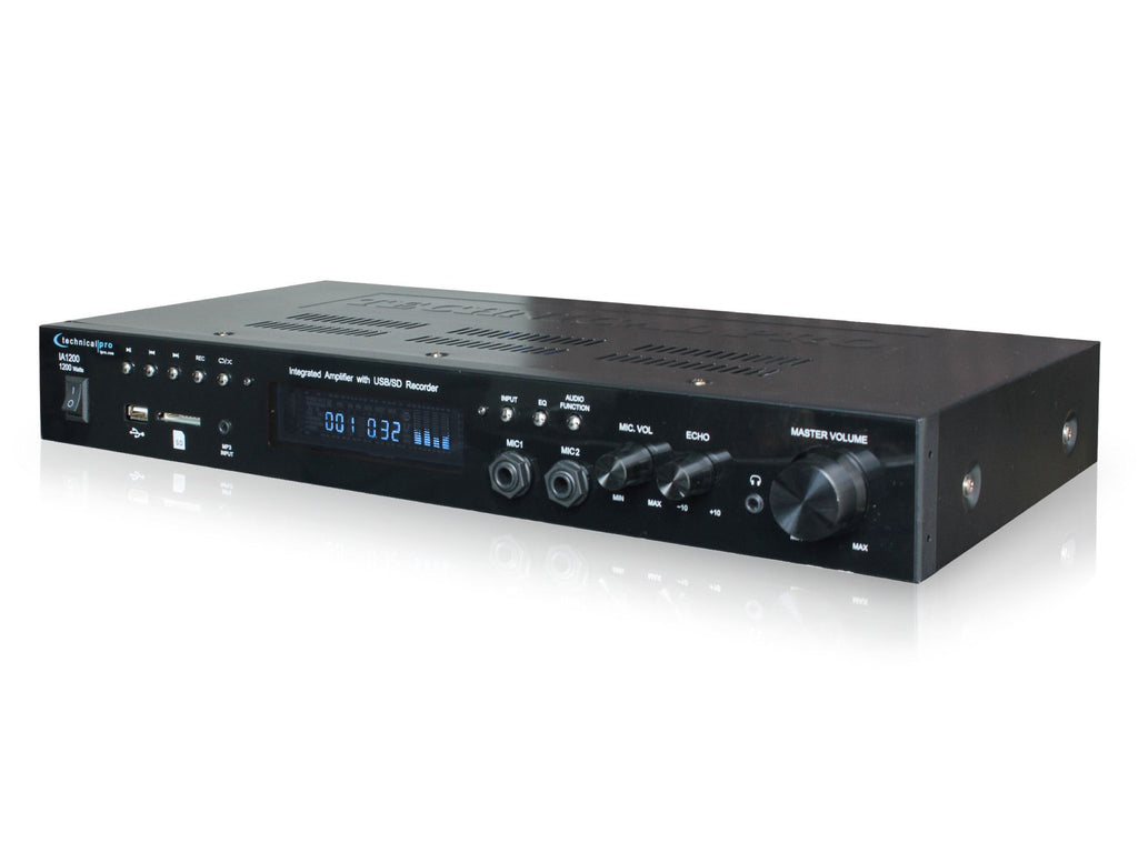 Technical Pro - Pro Integrated Amplifier