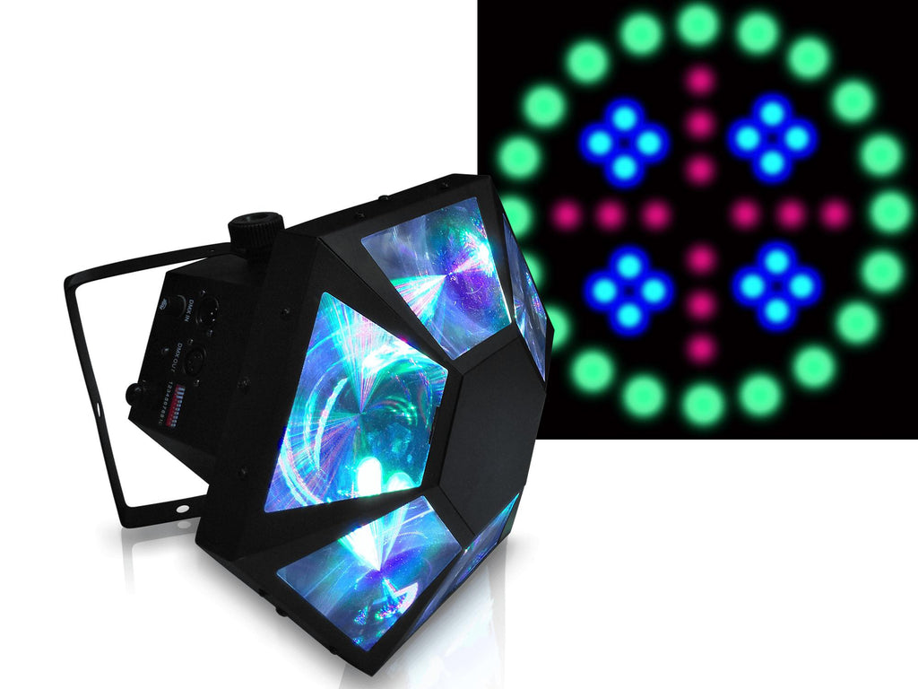 Technical Pro - Pro DMX DJ Multi Beam LED UFO