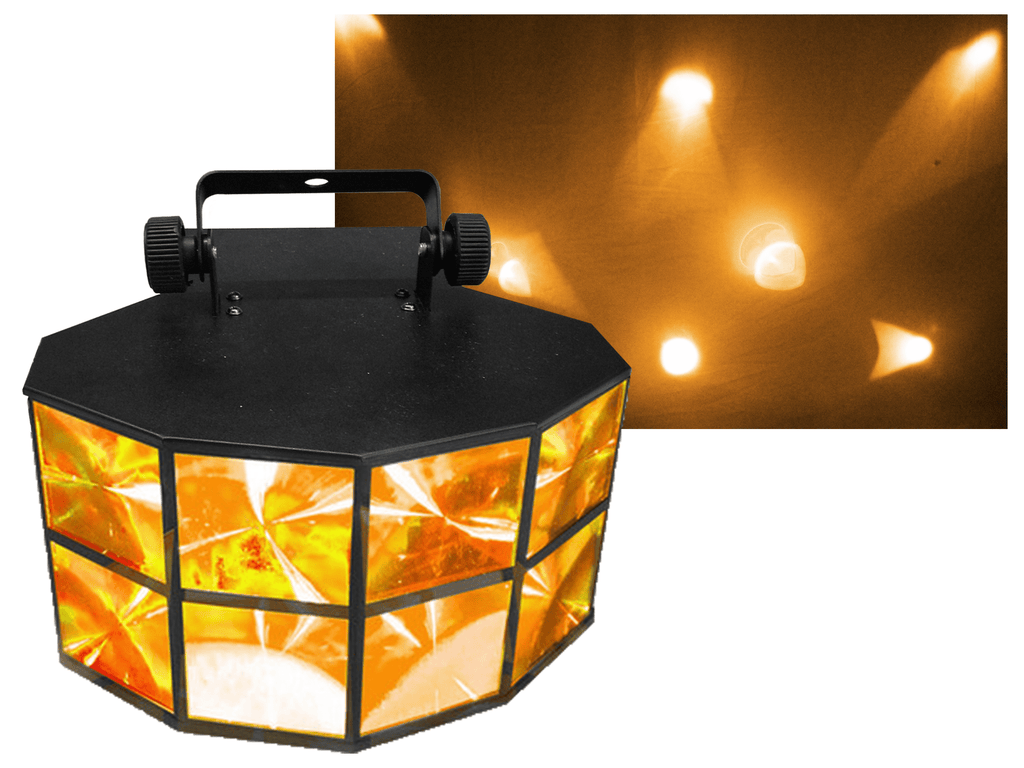 Pro DMX DJ LED Seashell Stage Light