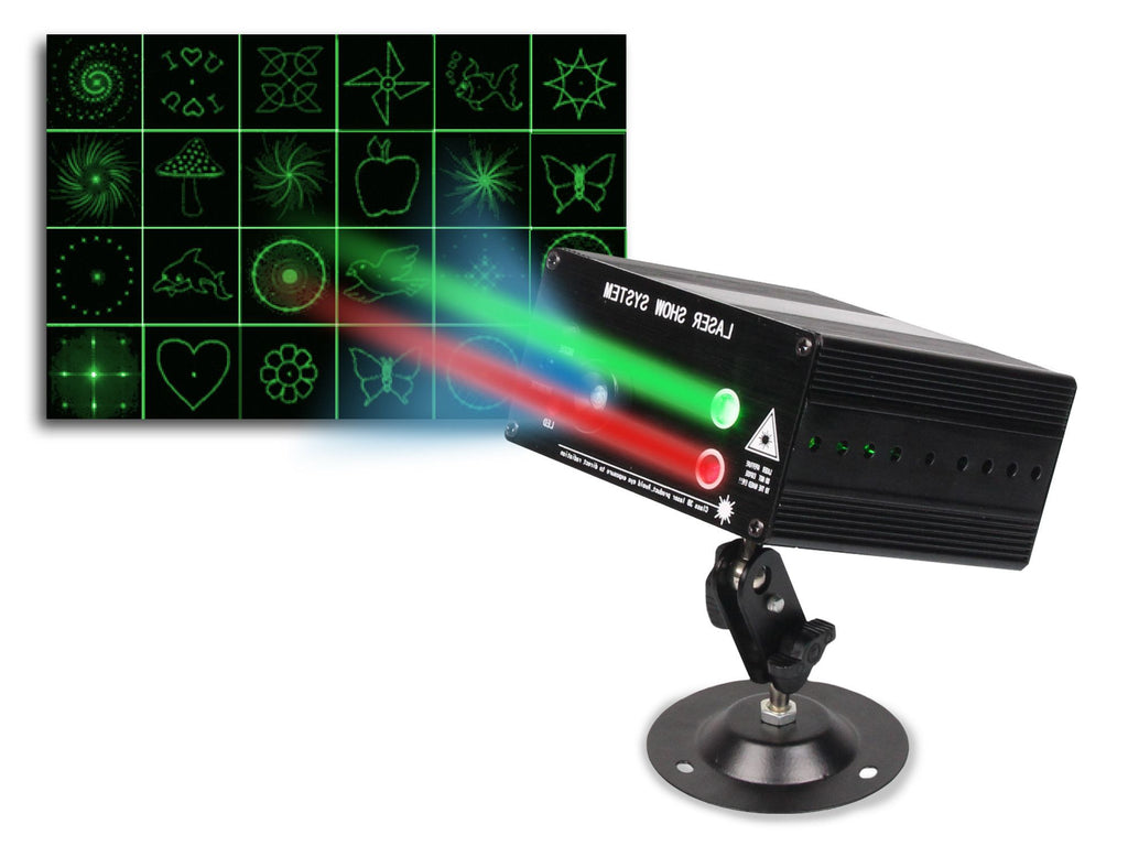 Technical Pro - Pro DJ 48 Pattern Laser
