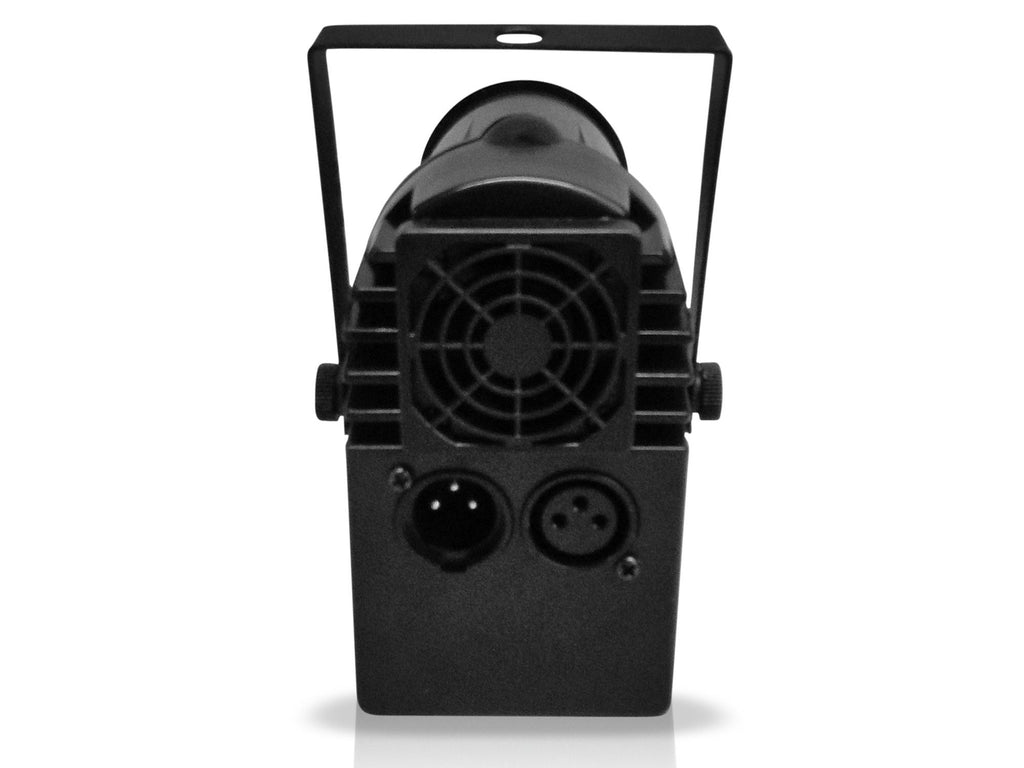 Technical Pro - Pro DMX DJ Multicolor LED Spotlight