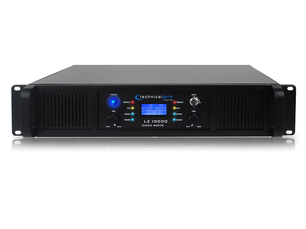 Technical Pro - Pro 2CH Power Amplifier