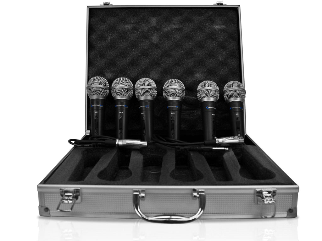 Digital Processing Wired Microphone Package