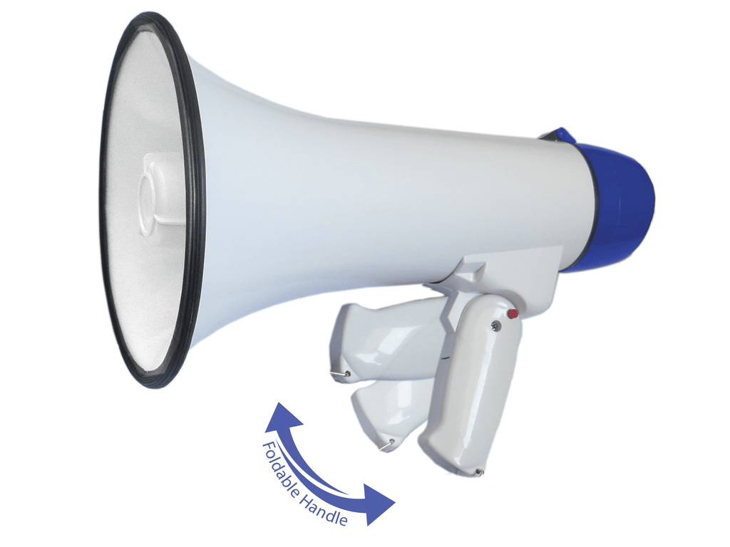 Technical Pro - Megaphone with Siren