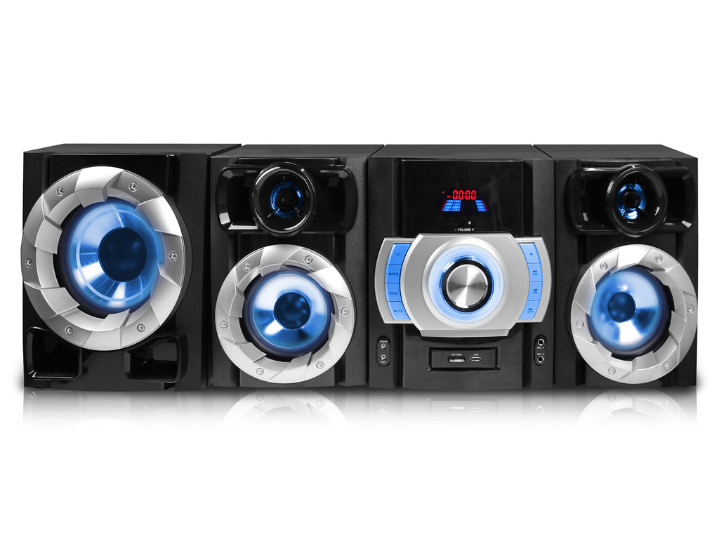 Bluetooth 2.1 Mini System with Karaoke Function