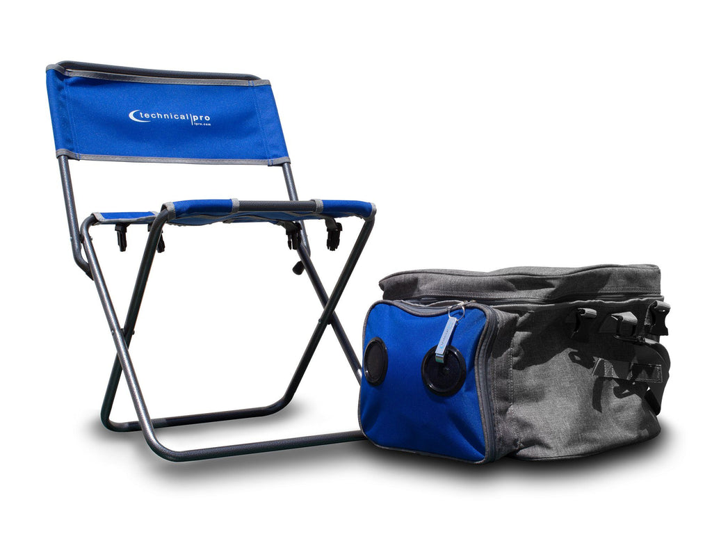 Technical Pro - Portable Bluetooth Outdoor Folding Chair