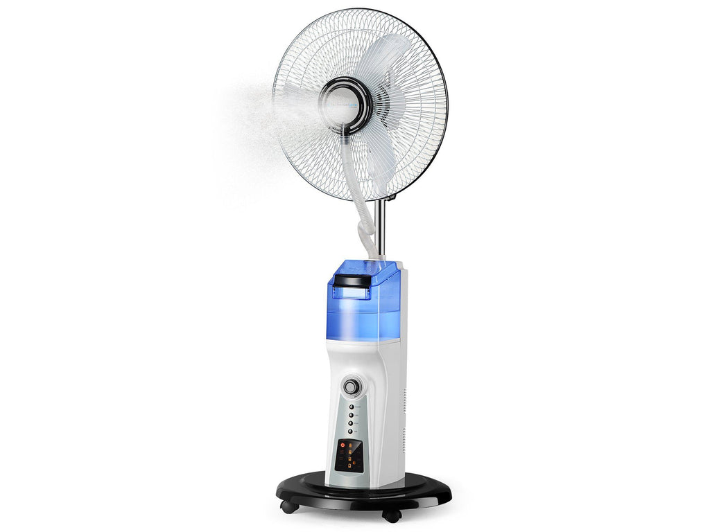 "Technical Pro - 16"" Rechargeable Misting  Fan"
