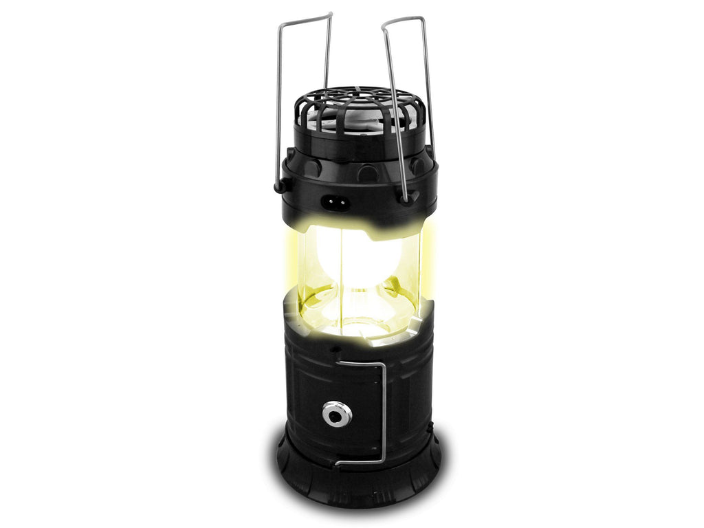 Technical Pro - Rechargeable Outdoor Camping LED Lantern, 5 in 1 Multifunction Unit