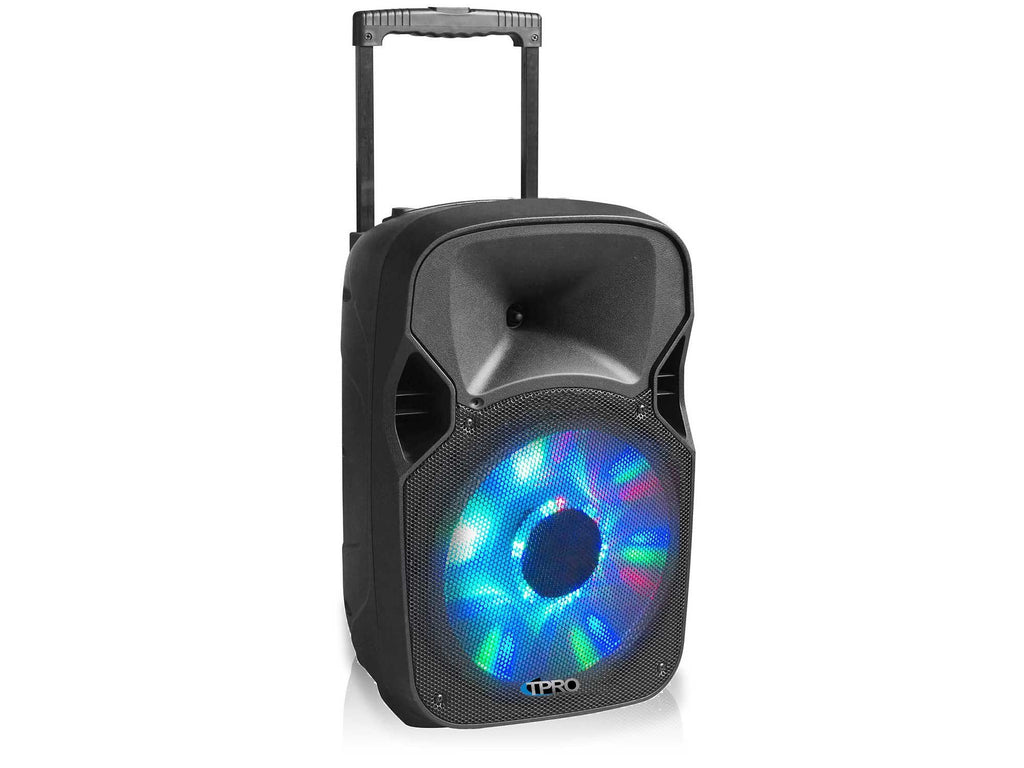 "Rechargeable 12"" Active Loudspeaker"
