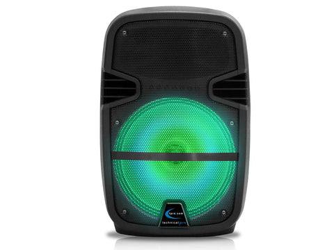 Rechargeable Portable Bluetooth® LED Speaker