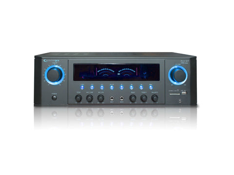 2U Pro 2CH Power Amplifier