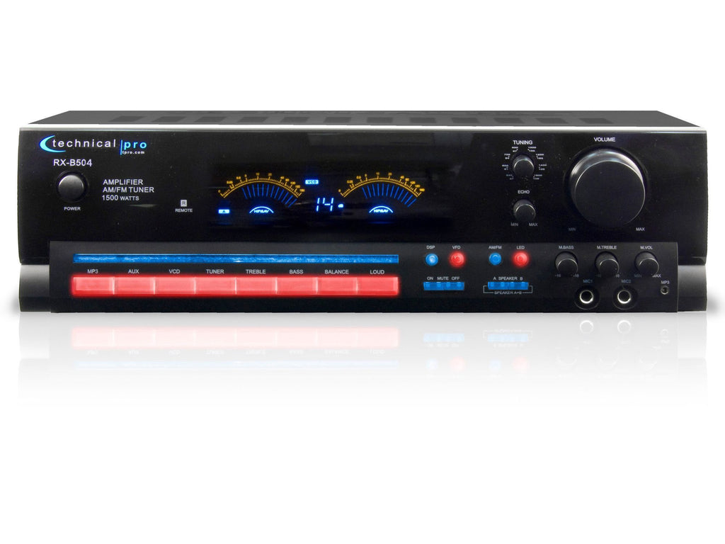 Technical Pro - Digital Spectrum Audio Receiver