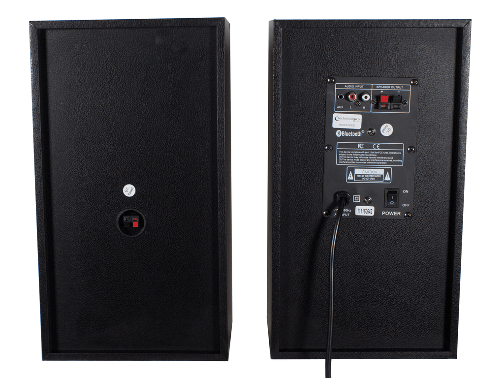 stage speakers png. technical pro - bluetooth stage speaker system with package option speakers png 1