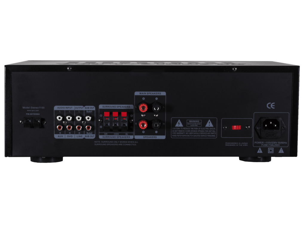 Technical Pro - Pro Audio Receiver