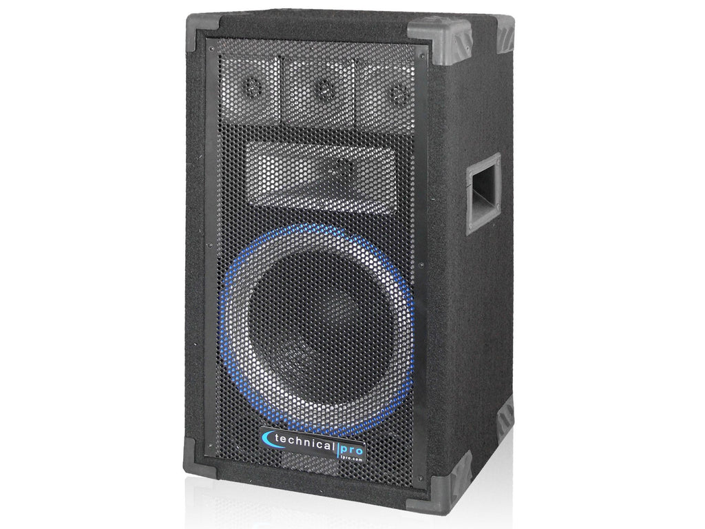 Technical Pro - Passive Carpeted Cabinet Speaker