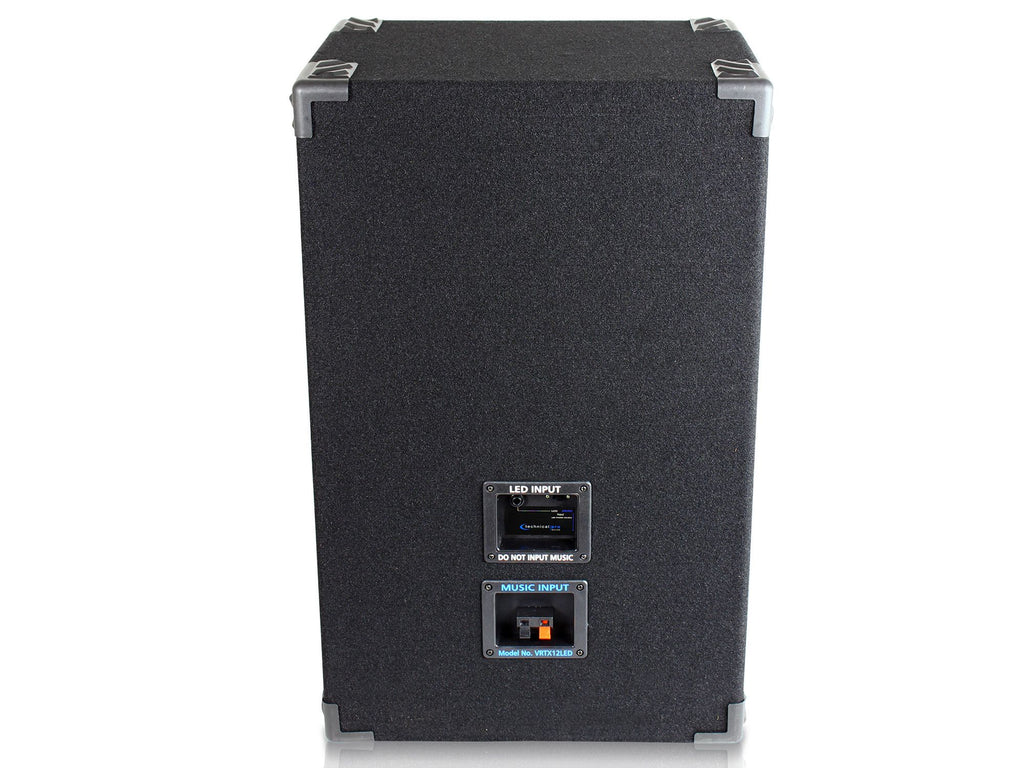 Technical Pro - Passive Carpeted LED Cabinet Speaker