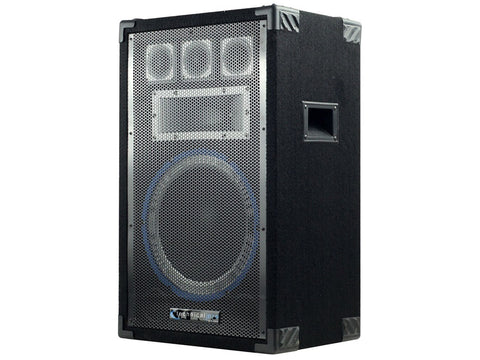 Passive Carpeted LED Cabinet Speaker