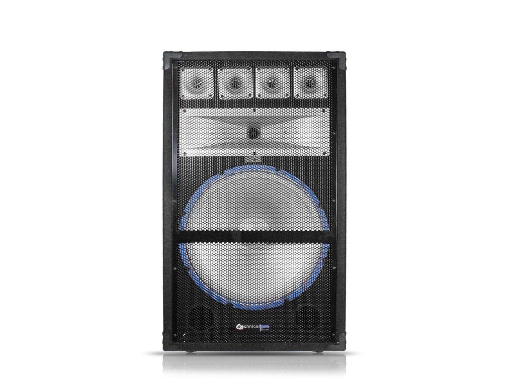 Technical Pro - XL Carpeted Cabinet Speaker