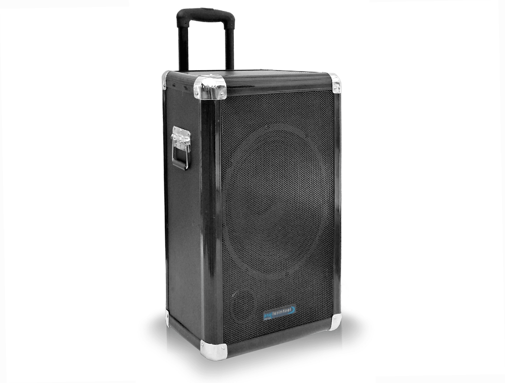"Rechargeable 12"" Portable Subwoofer"