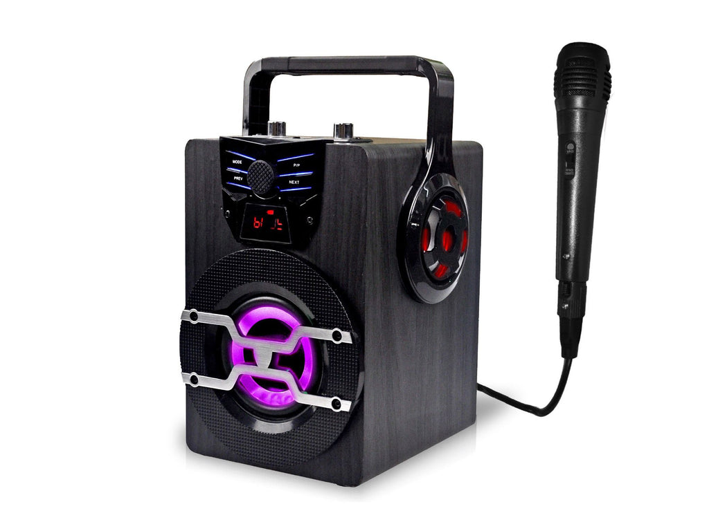 Technical Pro - Rechargeable Portable Bluetooth® LED Speaker