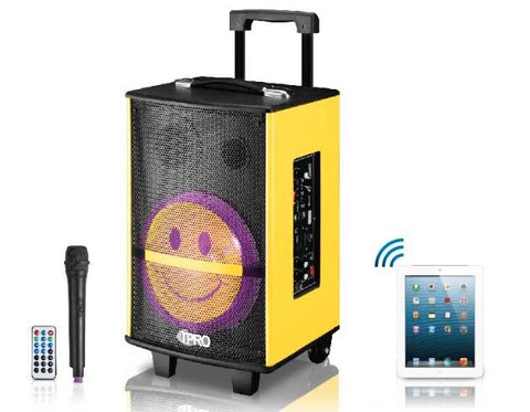 Wireless Rechargeable Speaker with Solar Option