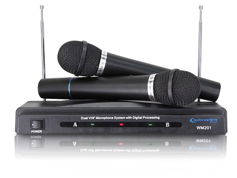 Wireless USB Receiver UHF Handheld Microphone