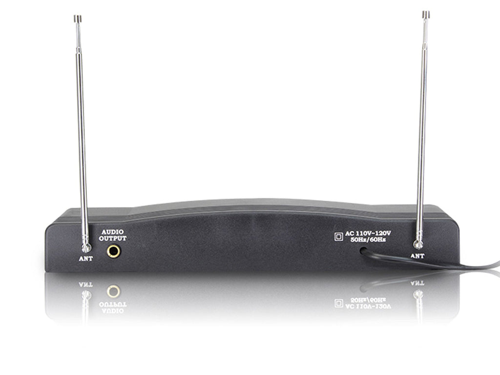 Dual signal VHF Microphone System